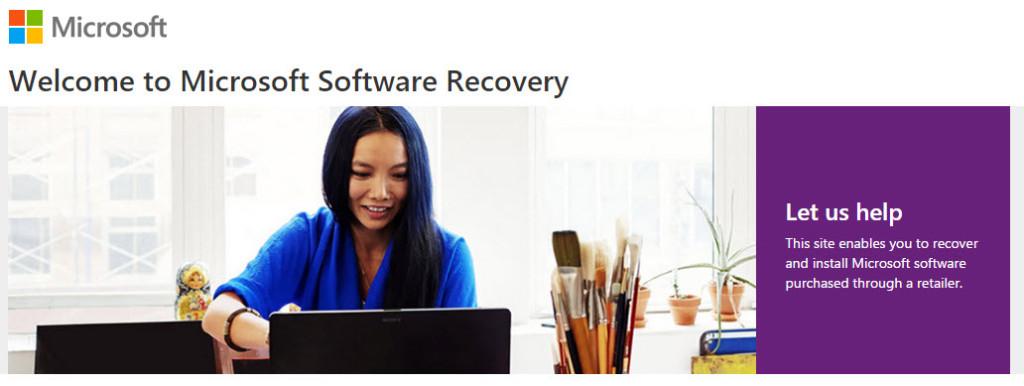 MSSoftwareRecovery