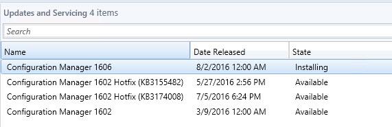 Queried Update Status Missing Sccm - empirexilus